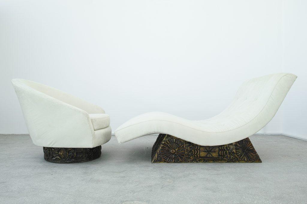 Milo style sofa