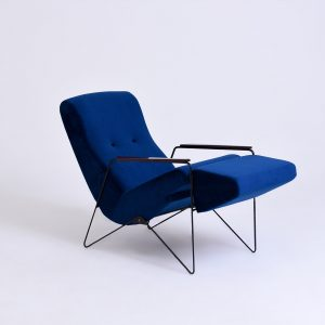 Carlo Hauner Long Chair 1